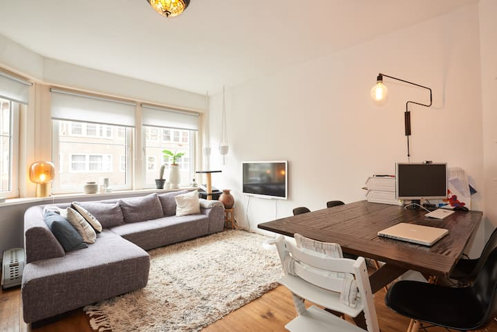 Cozy apartment with toddler room