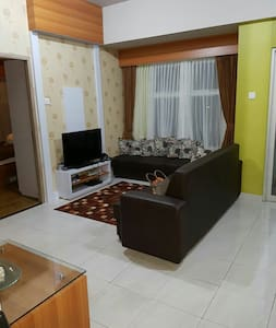 Apartemen 2BR nyaman di Bandung - Bandung Kidul
