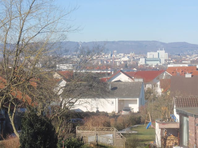 Haus Tannenweg Panoramablick