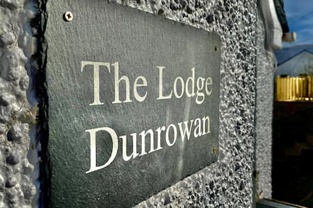 The Lodge Dunrowan Kyle of Lochalsh