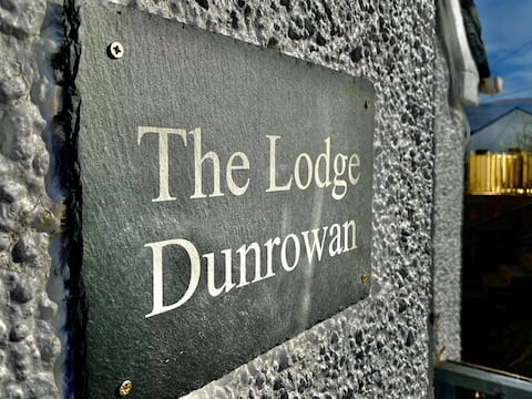 The Lodge Dunrowan Kyle of Lochalsh. Highlands