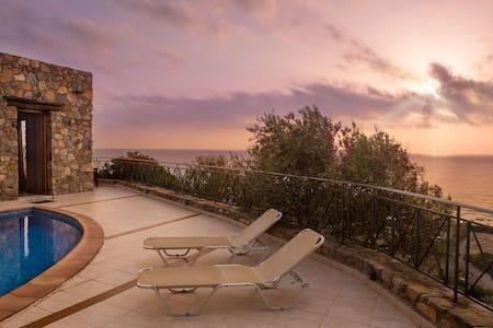 Artemis sea view villa in Elafonisos area - 干尼亚 - 别墅