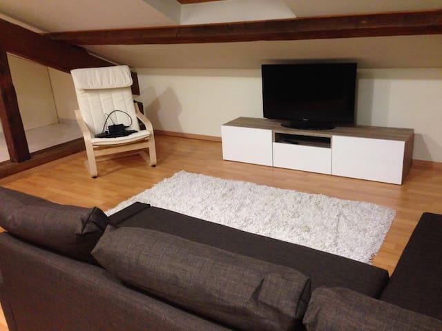Appartement T2 de 55m² métro République - Villeurbanne - Apartment