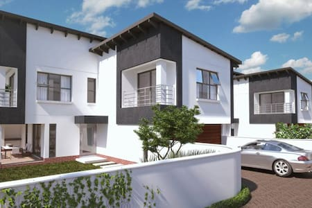 Contemporay Cluster - Sandton