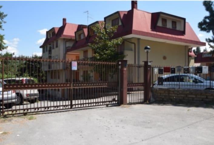 Condominio Nadir - Fiuggi - Wohnung