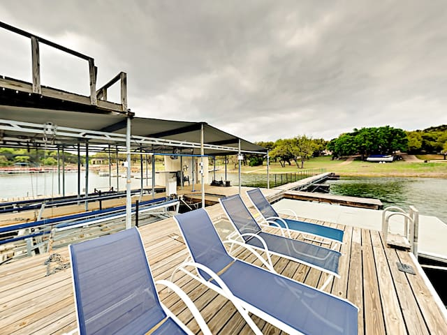 Huge Lake Travis Home w/ Private Dock