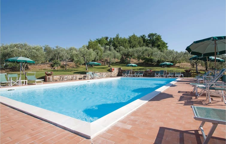 Holiday apartment with 3 bedrooms on 120 m² in Tavarnelle V.P. FI