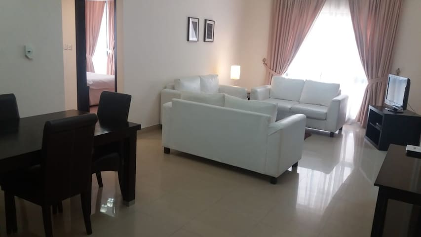One Bedroom Furnished Apartment close to Malls