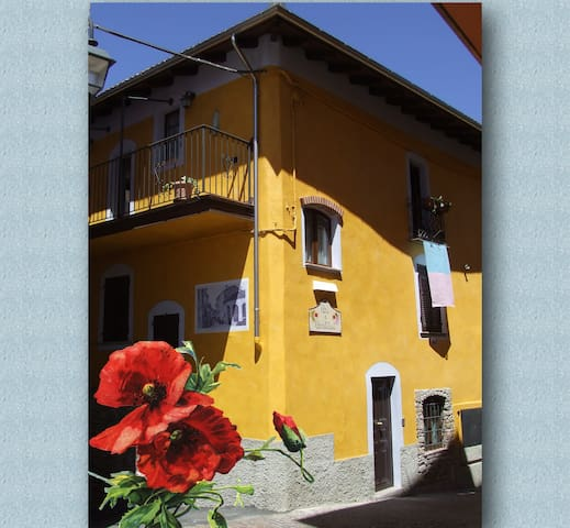 B&B Il Campo Dei Papaveri - camera lilla