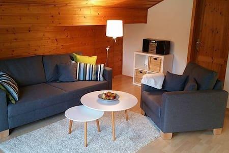 Gemütliches Nest mit Waldblick :-) - Höchst im Odenwald - Hassenroth - Lägenhet