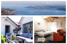 Schöne Wohnung nur 9 km vom Bodensee entfernt