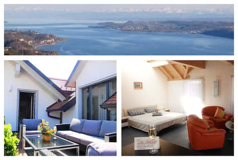 Beautiful Apartment near the Lake Constance