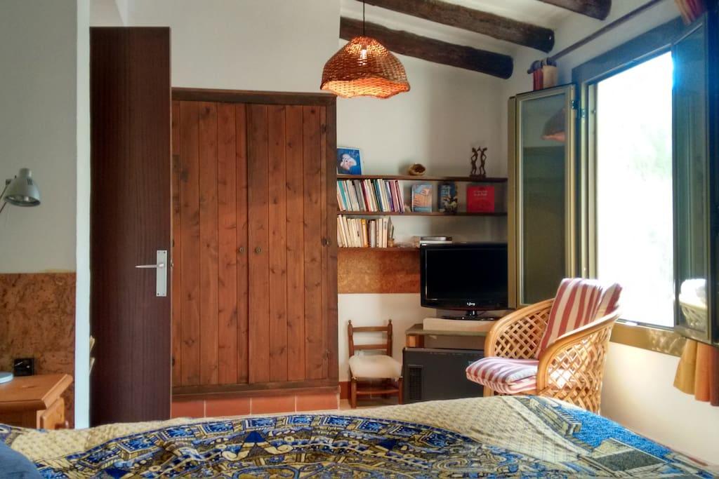 Habitación Inca: doble, con espacio adicional