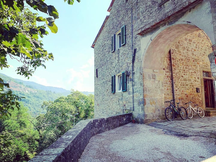 Casa Gildo. Vacanze in antico borgo toscano