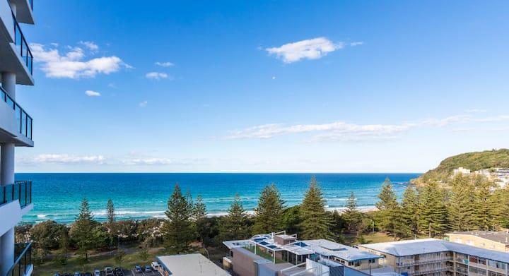 NE or SE Ocean View One Bedroom Apartment + WiFi