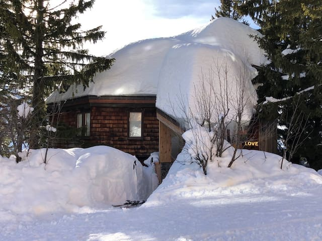 Lovely and large chalet 4 level for 16 people