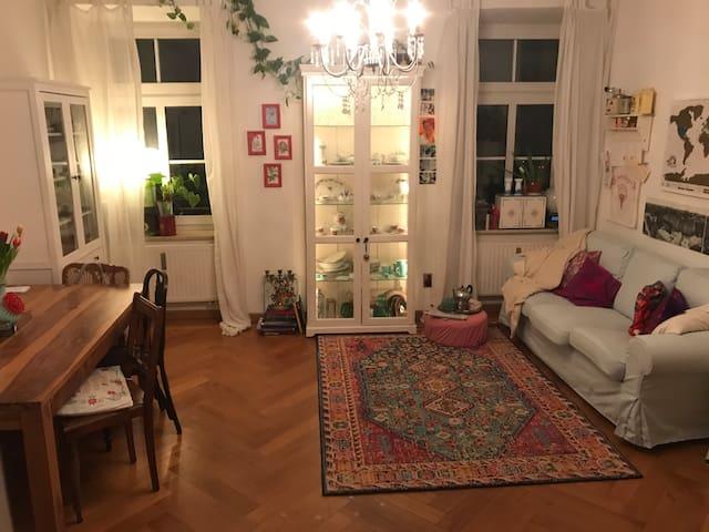 gemütliche Altbauwohnung in München