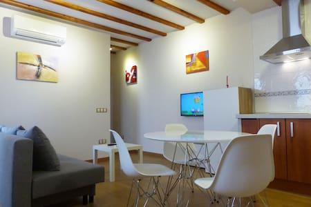 Apartamento B con Parking, Wifi, Nuevo - Toledo - Leilighet