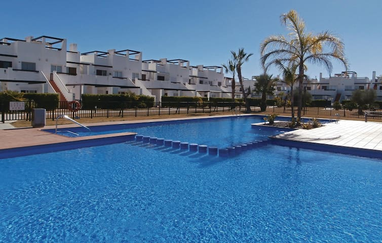 Holiday apartment with 2 bedrooms on 46m² in Alhama de Murcia