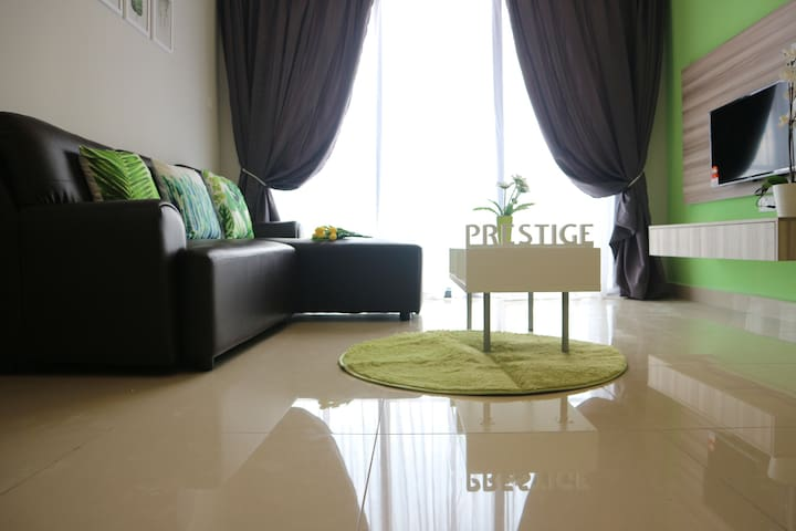 Prestige Sky 4 (B3A-5) | 2 BR with River View