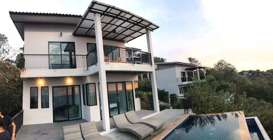 High life Villa 2 bedrooms , private pool #8