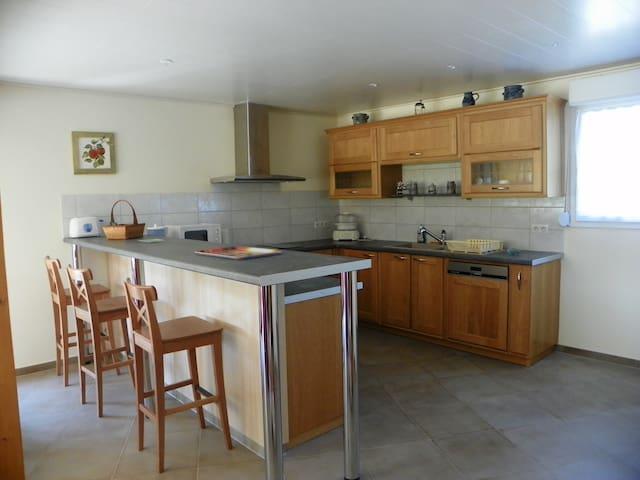 Maison 6 à 8 personnes à Kilstett - Kilstett - Ház
