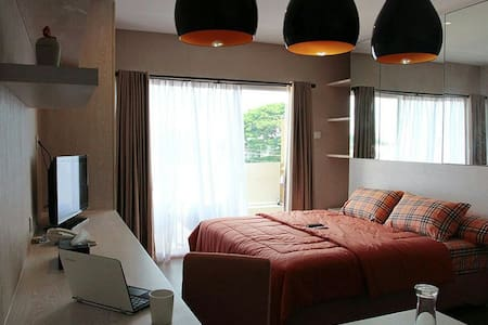 Comfort Apartment with cozy kitchen - Yogyakarta - Leilighet