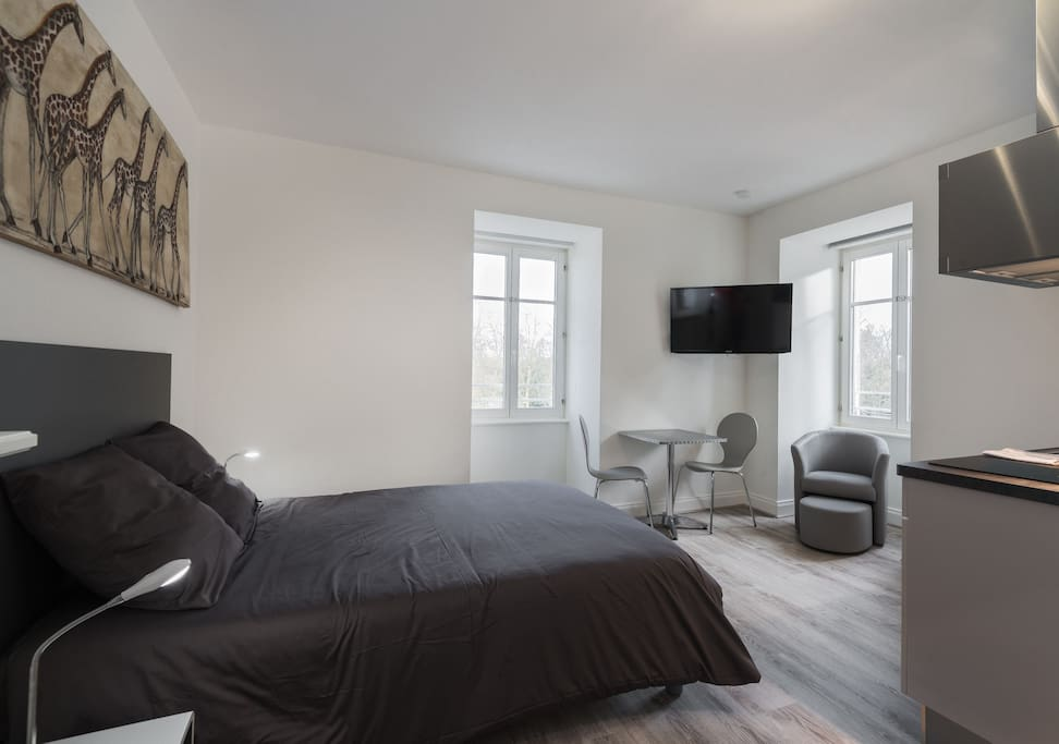 R sidence de l 39 orangerie studio 6 appartements louer - Residence les jardins d alsace strasbourg ...