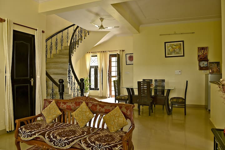 Leena Holiday Homes - Amritpur - Nainital - Villa