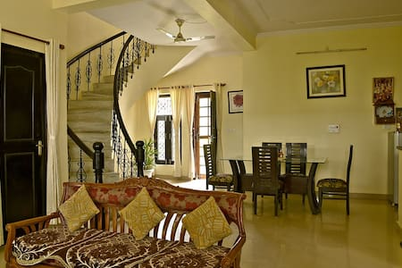 Leena Holiday Homes - Amritpur - Nainital - 别墅
