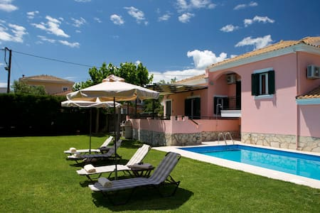 Villa Ioanna with Private pool - Lefkada - Villa