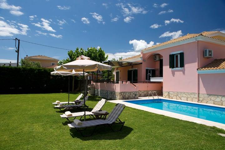 Anthemis Villas - Villa Ioanna with private pool