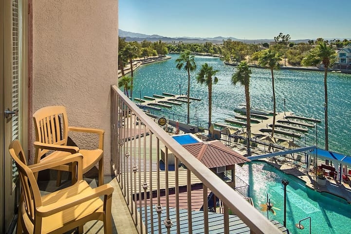 Lakefront Lake Havasu 1-Bedroom Suite