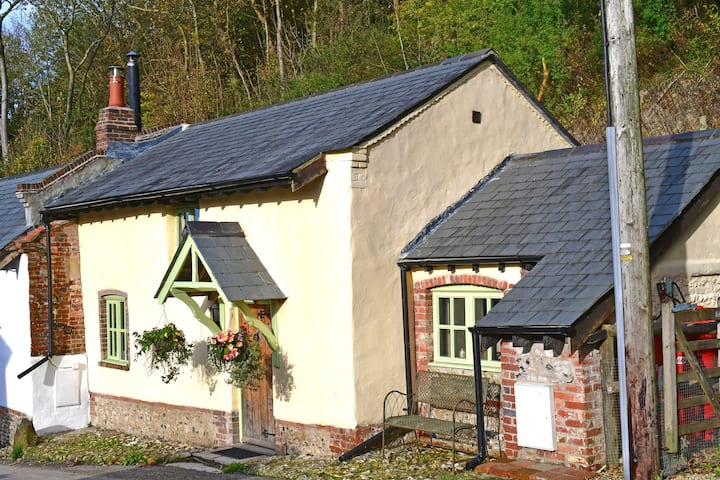 Cosy Character Holiday Cottage in Dorset Village