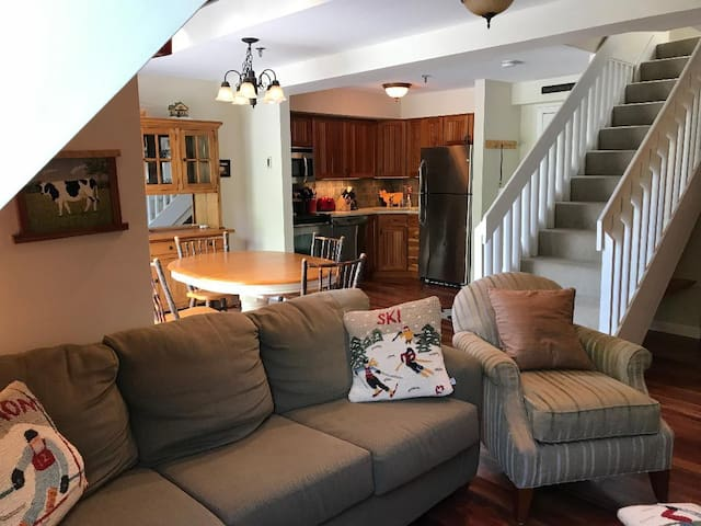 2bdrm Mountain Green @ Killington Village
