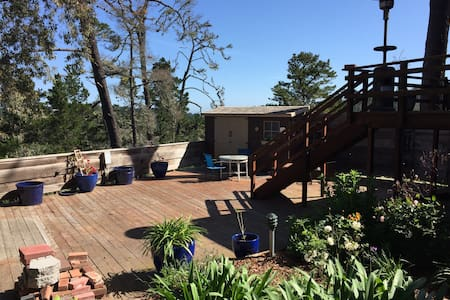 Private, romantic, quiet 1-br apt. in Carmel Woods - Carmel-by-the-Sea