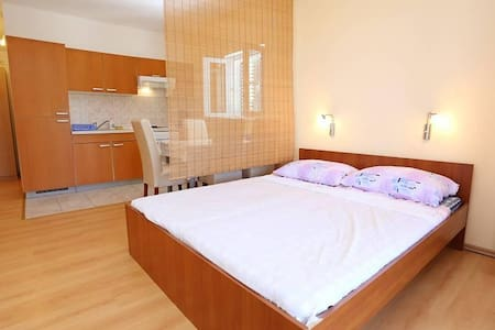 One bedroom apartment with terrace and sea view Žuljana, Pelješac (A-254-b) - Žuljana