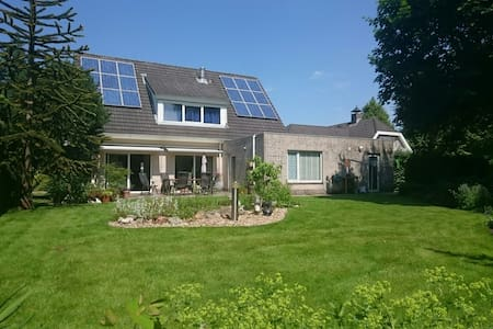 Unique room for 2 persons with breakfast - Hoogeveen - Casa