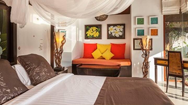 Dhevan Dara, Private 5star villa