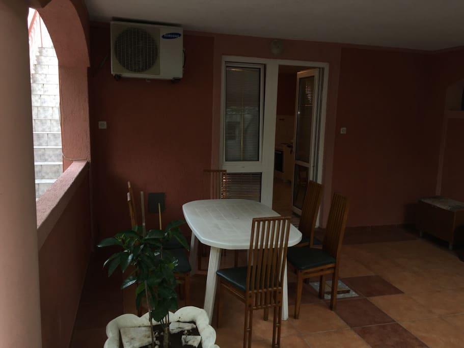 Babilonija, Budva, Apartment number 1