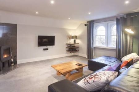 Stylish apartment - York - Pis
