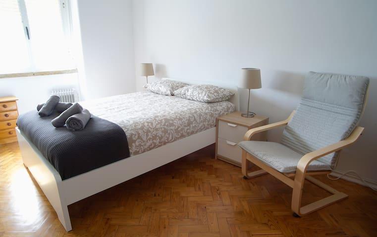 Apartamento espaçoso em Belém