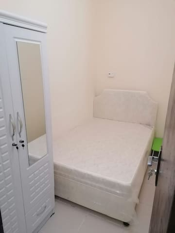 Small separate room available
