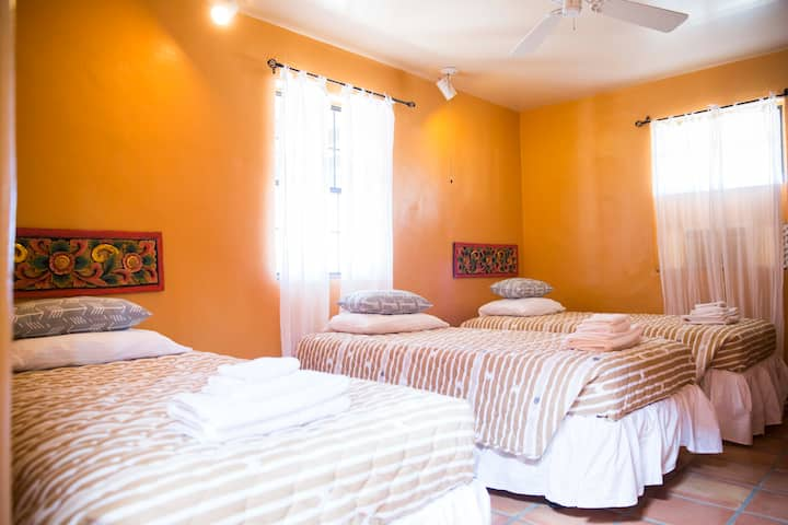 Room at Pandora for up to 4 people in Arivaca
