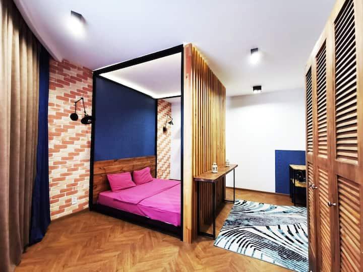 Loft Apartment #163
