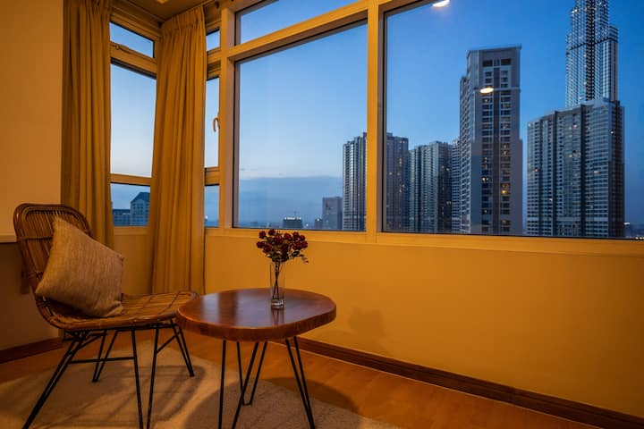 SAIGON PEARL LUX APT 1 BEDROOM HIGH FLOOR