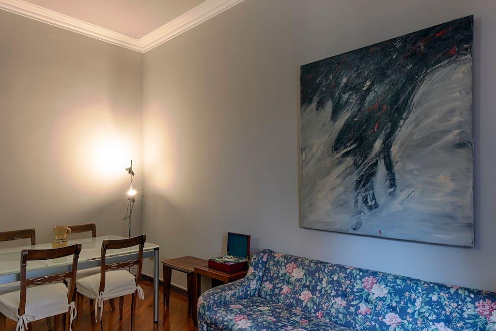 Living room - Details