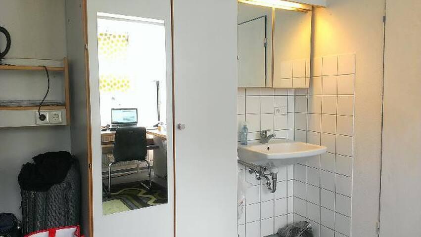 vollmöblierter Stundent-Apartment vaihingen WLAN