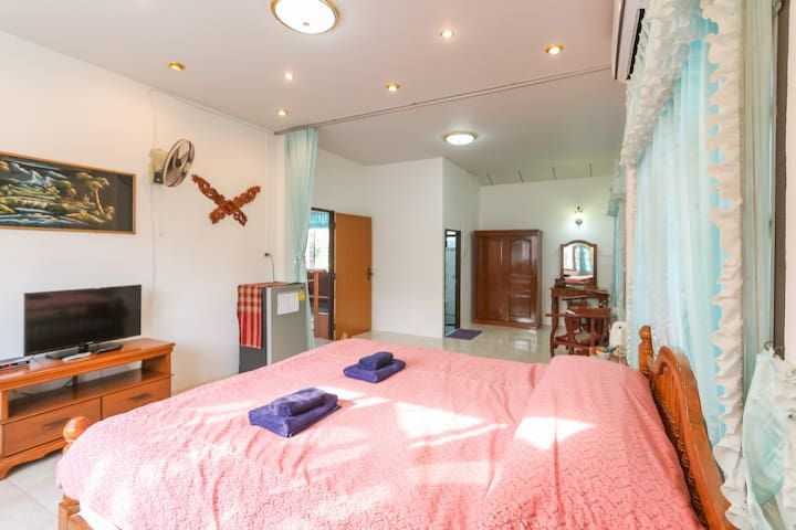 Superior Double room - Loei, Thailand - Apartment