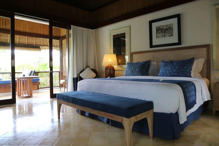 Ocean View Suite in Senggigi - Lombok - Mangsit